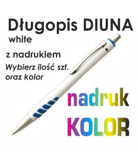 Długopi plastikowy NETTO z nadrukiem