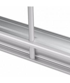 Roll-up 120x200 z wydrukiem na tkaninie BLOCKOUT 330g - ROLL-UP COMPACT