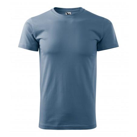 KOSZULKA MĘSKA KOLOROWA 129 BASIC z nadrukiem DTG / DTF - MALFINI - Koszulki męskie z nadrukiem