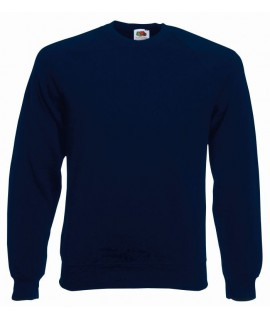 Bluza męska klasyczna kolorowa 280g z nadrukiem DTG - 622160 - Fruit of the loom - Zwykłe