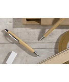 Zestaw piśmienniczy MAMBOO z nadrukiem UV - Zestawy piśmiennicze
