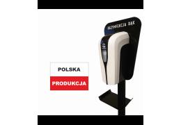 Stacje do dezynfekcji rąk bezdotykowe Polskiej Produkcji